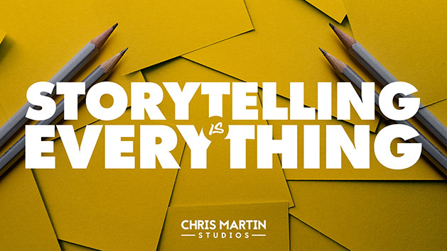 Thumbnail Image for Storytelling is Everything!