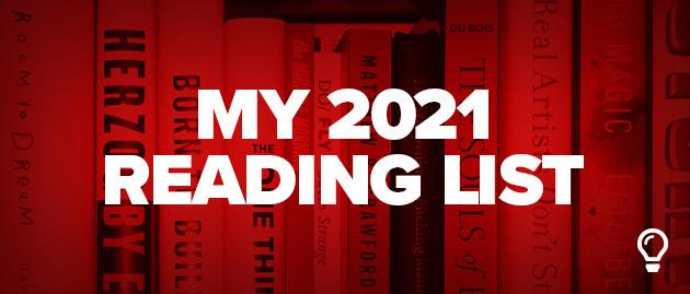 2021 Reading List