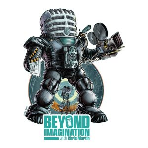 BYI Robot Sticker