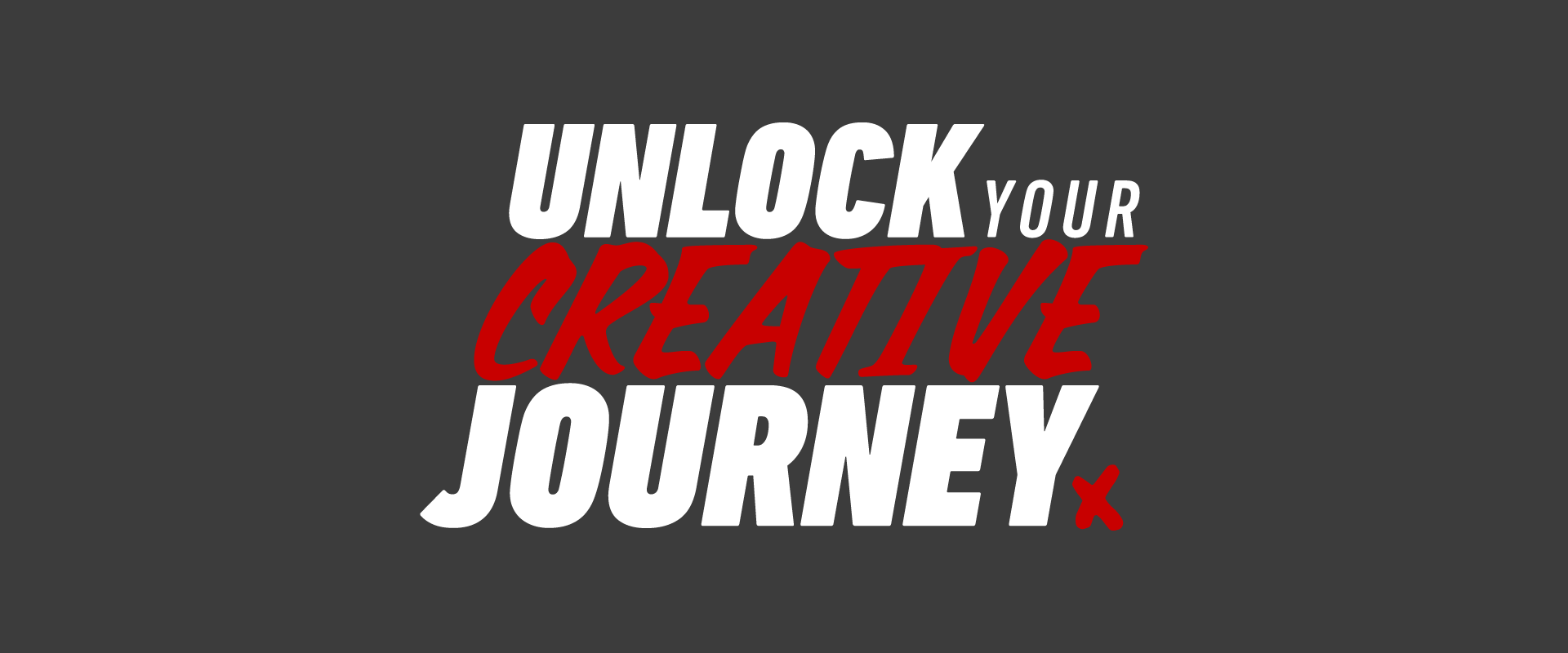 Unlock Your Creative Journey