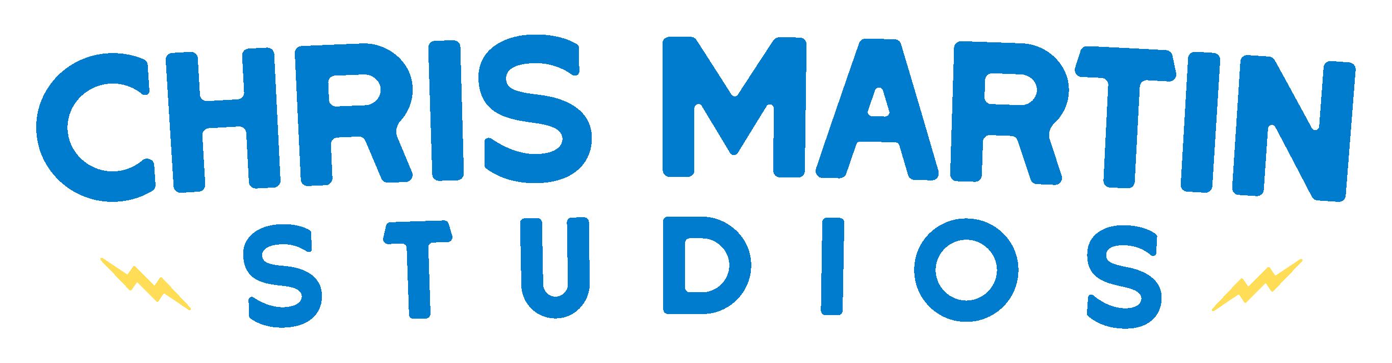 Chris Martin Studios Logo